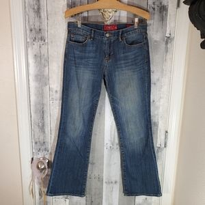 Lucky brand sweet n low jeans 4/27 ankle petite